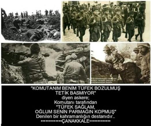 18 MART ÇANAKKALE ZAFERİNİN 106.YILINDA