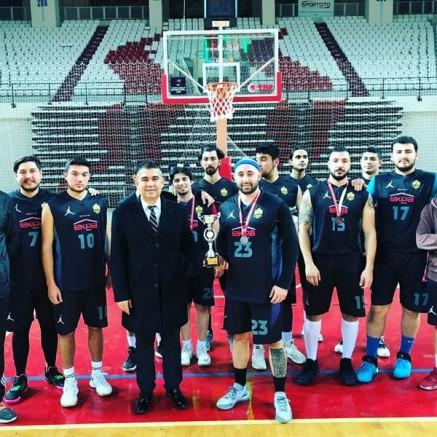 Antalya Basketbol Büyük Erkekler Liginde Şampiyon Belli Oldu..