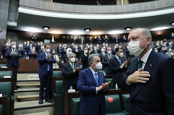 Başkan Erdoğan'dan AK Parti Grup Toplantısı'nda önemli açıklamalar..