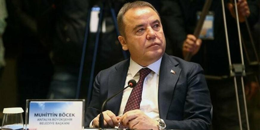 CHP'Lİ MUHİTTİN BÖCEK'TEN O İDDİALARA YALANLAMA..