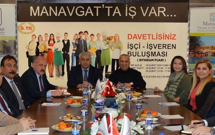 İŞÇİ VE İŞVERENİ BULUŞTURAN FUAR 28-29 ŞUBAT'TA..