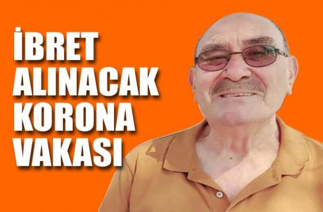 KORONALI KOMŞU ÖLÜME NEDEN OLDU..