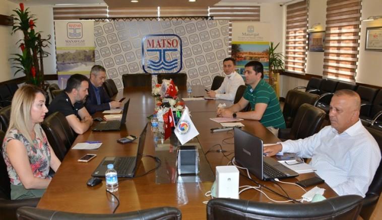 MATSO'da sigorta acenteleri sektörün sorunlarını masaya yatırdı..