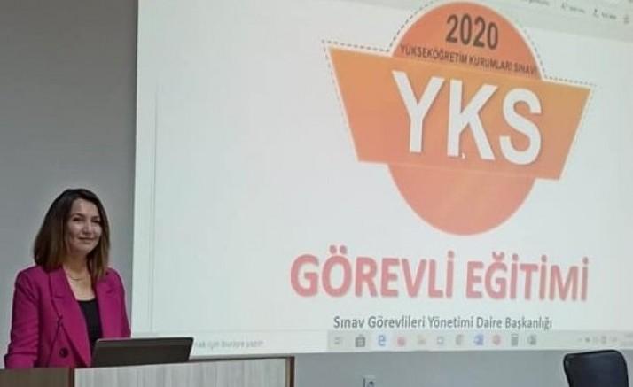 PROF. DR.HACER BAKIR SERT ; YKS SINAVINA HAZIRIZ..