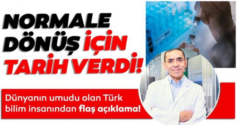 SALGININ SONA ERECEĞİ TARİHİ VERDİ !..